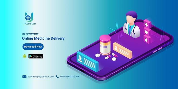 Upachar , An Innovative Mobile App for Healthcare
